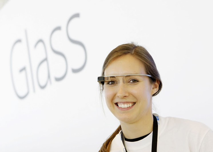 Google Glass Update