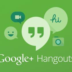 Google Hangouts SMS MMS Integration