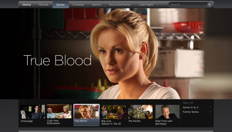 HBO GO Streaming-only