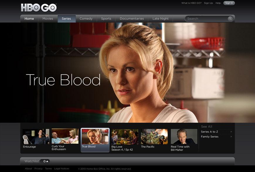 HBO Go Login Sharing
