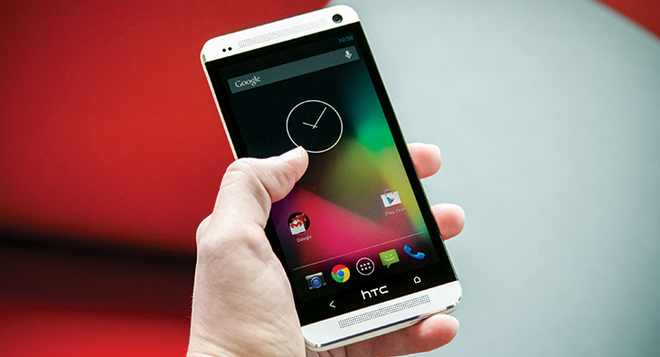 HTC One Stock Android