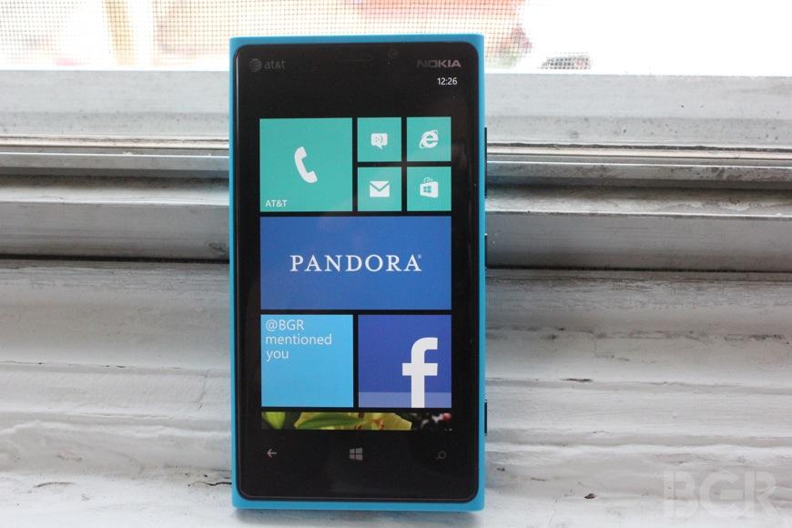Lumia 920 Windows Phone review