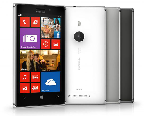 Nokia Lumia 925 Ad iPhone