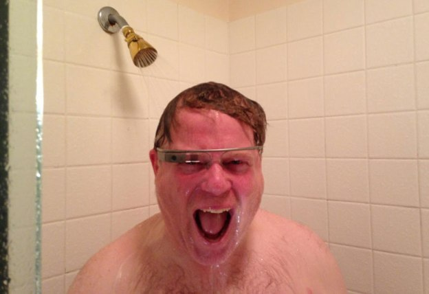 scoble-google-glass-shower