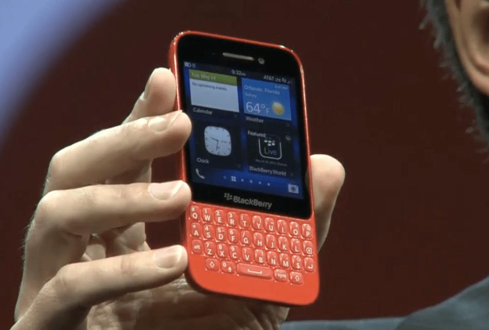 BlackBerry Q5 Launch Analysis