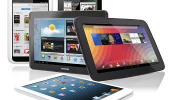 Tablet Battery Life Test