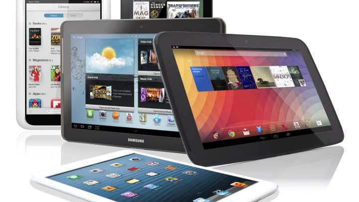 Tablet Sales Q4 2013