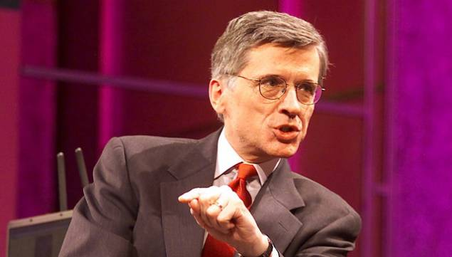 FCC Net Neutrality Controversy Wheeler