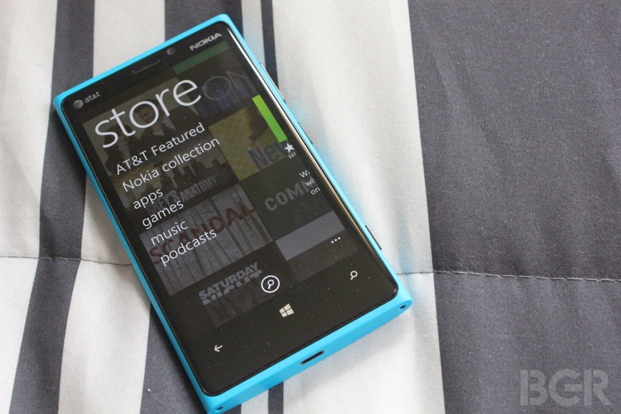 Apple HopStop Windows Phone Store