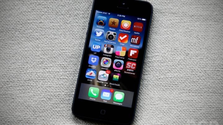 iOS 7 Beta 4 Fingerprint Sensor