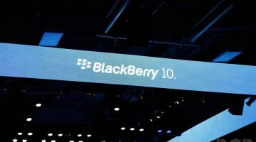 BlackBerry 10 Sales 2H 2013