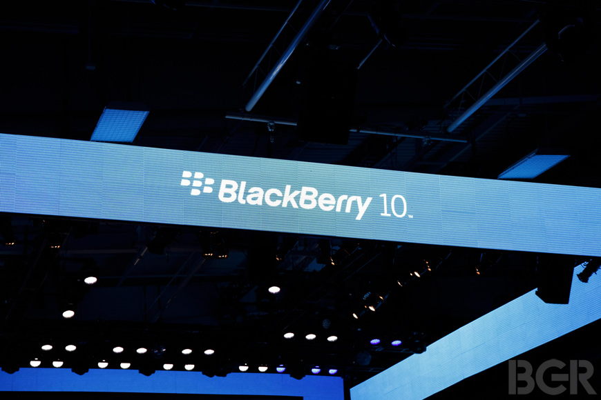 BlackBerry Sale Foreign Company