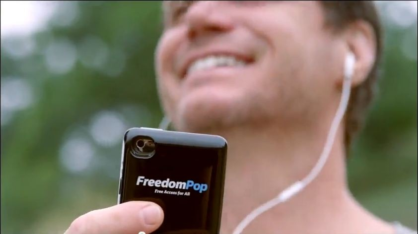 FreedomPop iPad mini LTE Tablet Free Plan