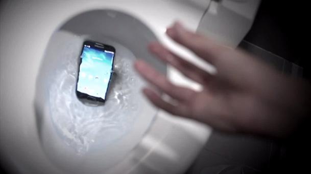 Galaxy S4 Stress Test Video
