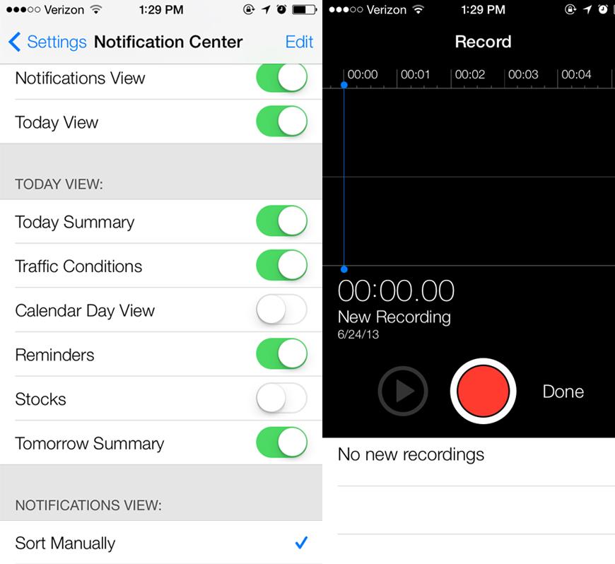 iOS 7 beta 2 walkthrough [photo gallery]