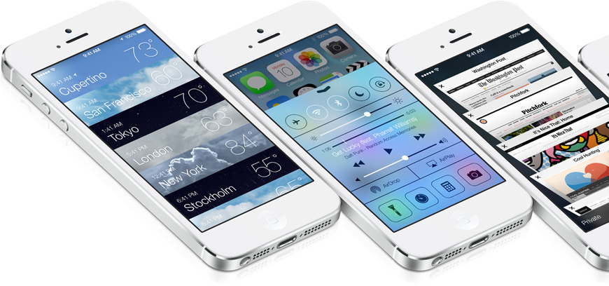 iOS 7 Evolution