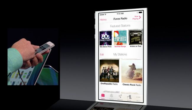 iTunes Radio Vs. Spotify Vs. Pandora