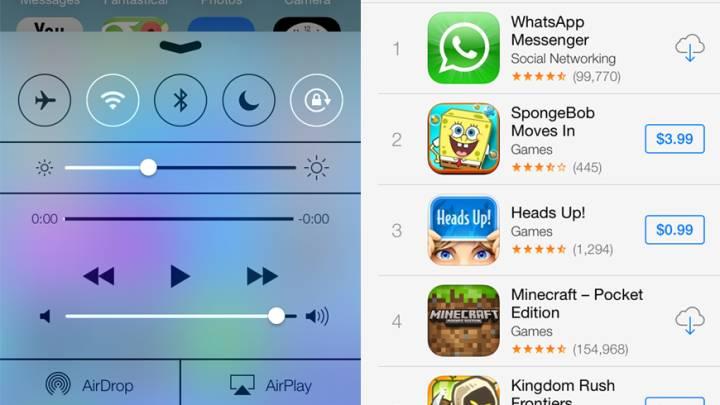 iOS 7 hands-on