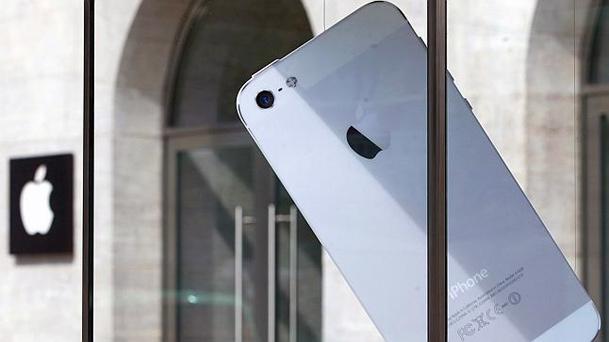 iPhone 5S Production Fingerprint Sensor