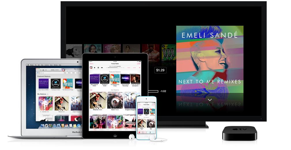 iTunes Radio Users Returning to Pandora