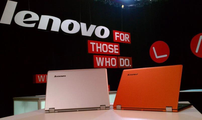 Lenovo CEO Interview Motorola