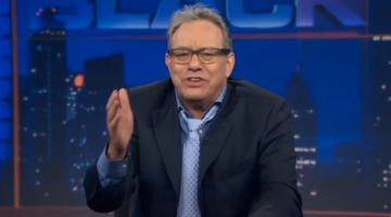 Lewis Black Video Google Glass Xbox Kinect