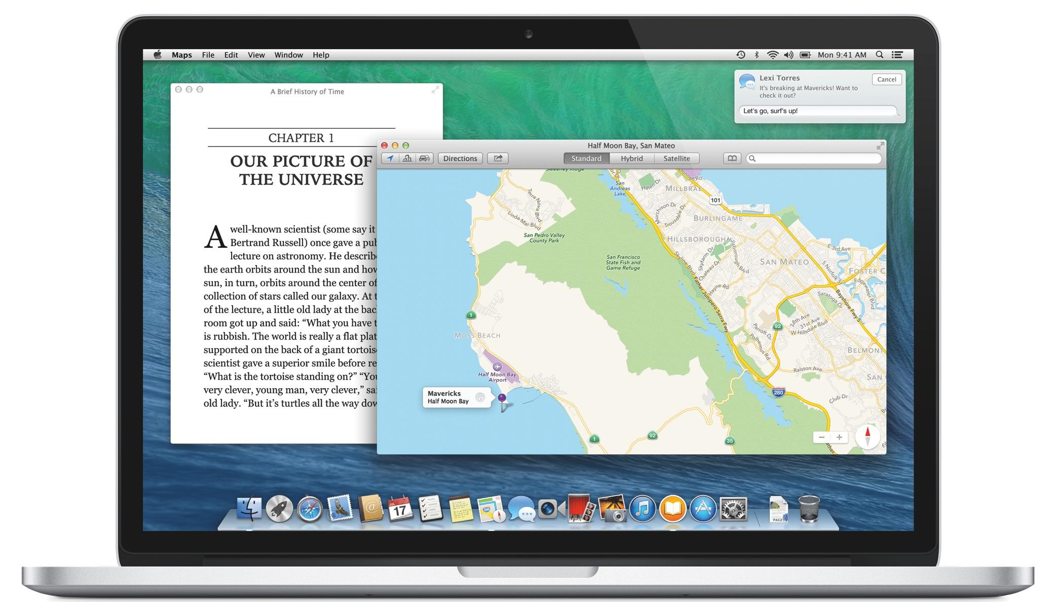 OS X Mavericks Compatibility