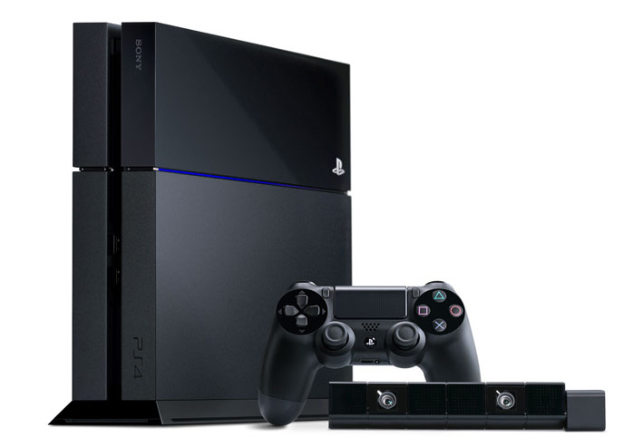 Sony PlayStation 4 Launch Features