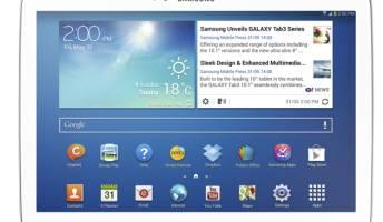 Galaxy Tab 3 Multiple Users