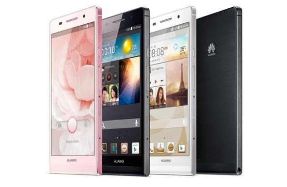 Huawei Ascend P6 Specs Release Date