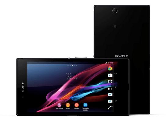 Sony Xperia Z Ultra Specs Release Date