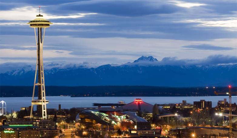 Google Fiber-Like Speeds Seattle