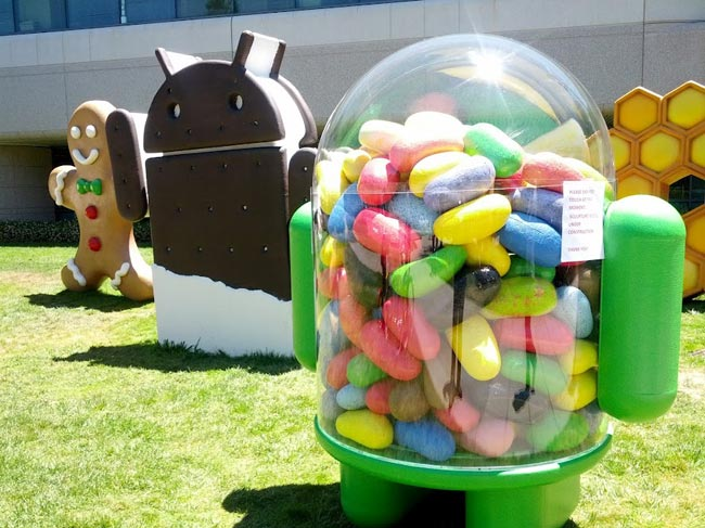 Google Android Fragmentation Analysis