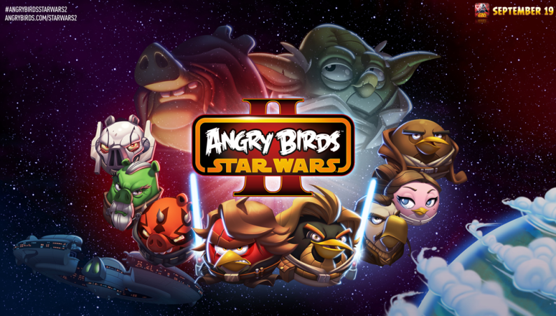 Angry Birds Star Wars 2 Release Date