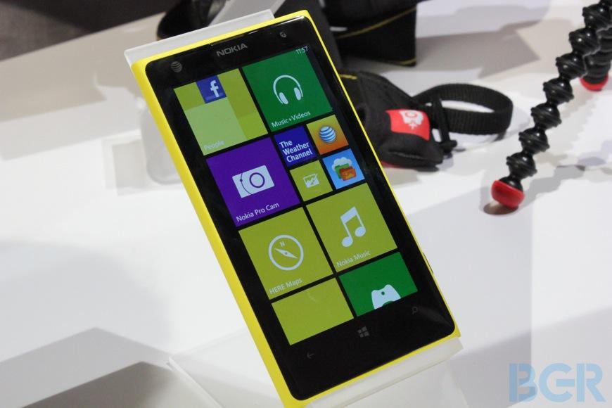 Windows Phone BlackBerry Market Share
