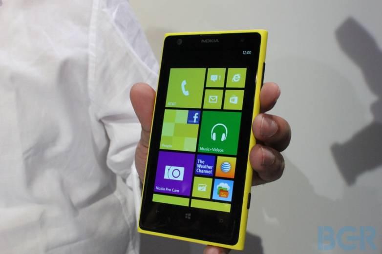 Nokia Lumia 1020 Windows Phone Impact Analysis