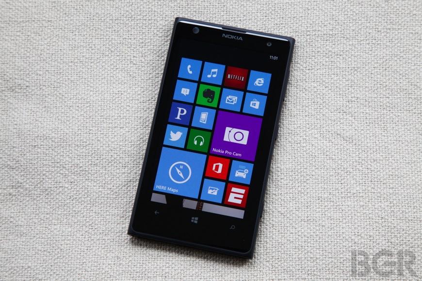 Nokia U.S. Smartphone Market Share