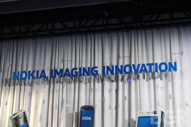 Nokia Lumia 1020 Liveblog