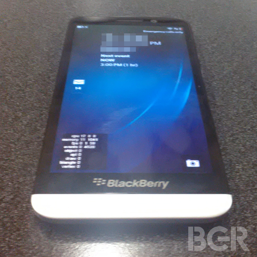 BlackBerry A10 Video