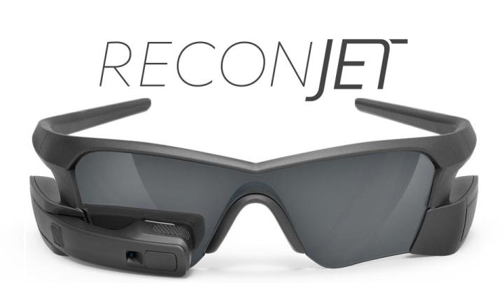 Recon Jet Google Glass Competitor