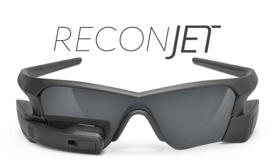 Recon Jet Google Glass Competitor