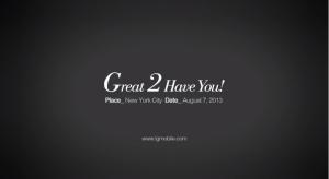 LG G2 Video