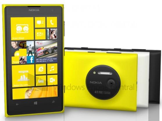 Nokia Lumia 1020 Video