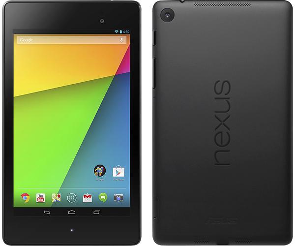 Nexus 7 2 Preorder