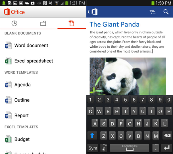 Office Mobile Android Download