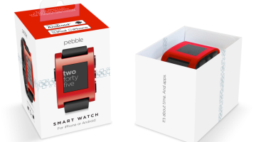 Pebble Best Buy Partnership