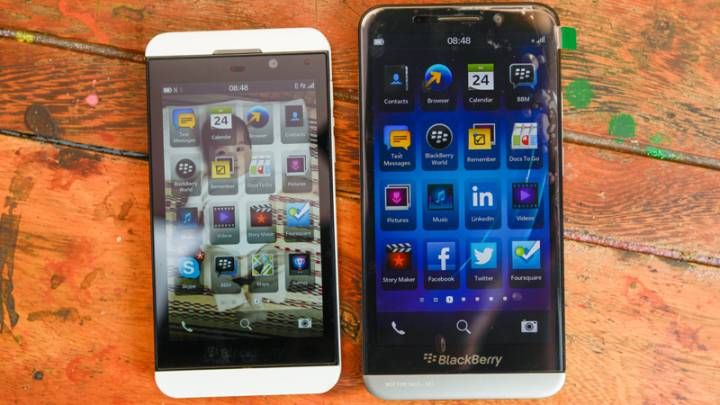 BlackBerry A10 Specs