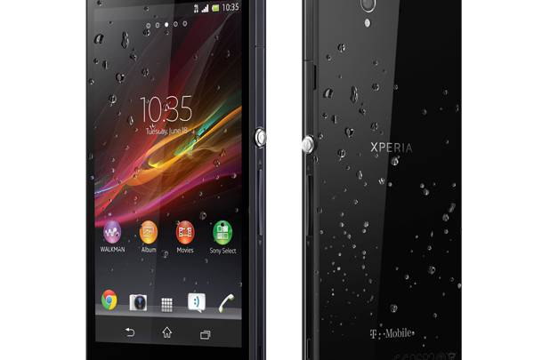 Sony Xperia Z Release Date T-Mobile