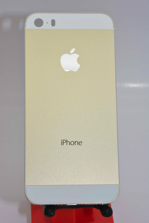 gold iphone 5s photos leak again highest quality yet bgr. Black Bedroom Furniture Sets. Home Design Ideas