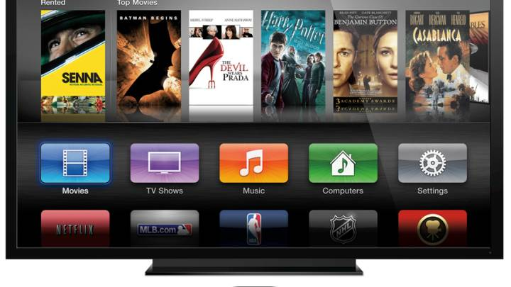 Apple TV Release